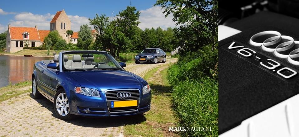 Audi A4 en A8 Full Detail behandeling