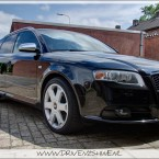 Audi S4 4 Liter SLine Black 2005