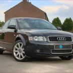 Audi A4 Zwart 2003