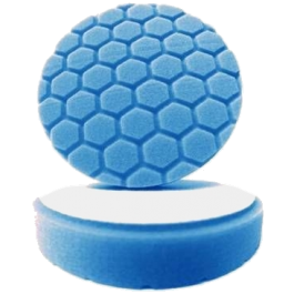 Hex Logic 5,5 inch Blue, Chemical Guys, BUFX_105HEX5