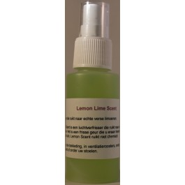 Lemon Lime Scent 50ml
