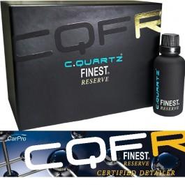 CQuartz Finest Reserve Glass Coating Detail Behandeling, Driven2shine, CQFINESTRESERVE