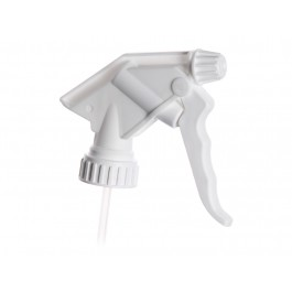 Chemical Resistant Sprayer White