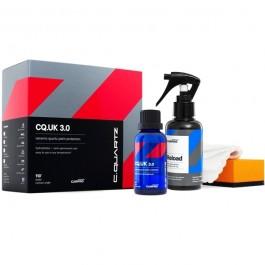 CarPro CQuartz CQ UK 3.0 -30 ml Kit Pack, CarPro, CQCUK-Kit