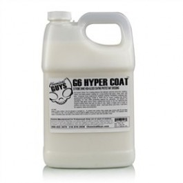 G6 Hyper Coat Extreme Shine High Gloss Coating Protectant Dressing Gallon, Chemical Guys, TVD_110