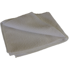 Glass Towel White