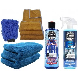 Wash & Shine kit, Chemical Guys, KIT-02-2012