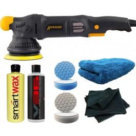 No Swirls! Xtreme S08 V2 DA Polisher Light Polishing & Wax Kit, Driven2shine, BUF-100.4-S08-PW-KIT