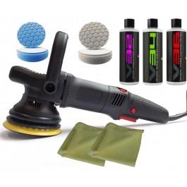 No Swirls! Xtreme S08 DA Polisher Heavy Polishing Kit, Driven2shine, BUF-100.4-S08-HPP-KIT