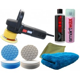 No Swirls Light Polishing & Wax Kit 900 Watt, SmartWax, NS_Light_Polishing_Wax_Kit_900