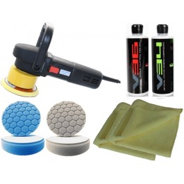 No Swirls Medium Polishing Kit 900 Watt, SmartWax, No_Swirls_Medium_Polishing_Kit_900