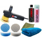 No Swirls Light Polishing & Wax Kit 900 Watt