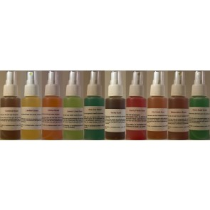 10 Verschillende 50ml Interieur Geuren Set, Chemical Guys, AIR_SET