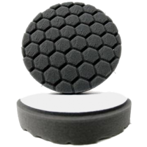Hex Logic 5,5 inch Black, Chemical Guys, BUFX_106HEX5
