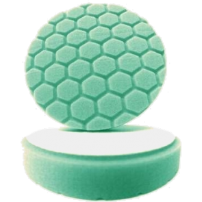 Hex Logic 4 Inch Green