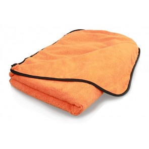 Orange Orangutan Microfiber Drying Towel