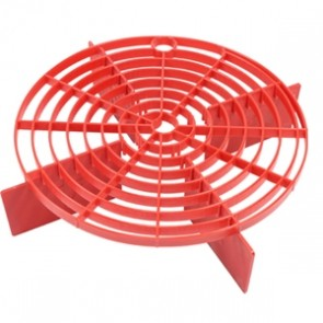 Scratch Shield Bucket Filter Red, Scratch Shield, 100746