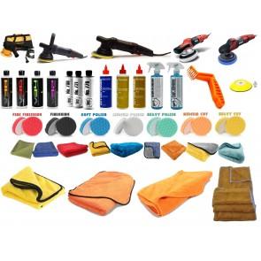 Polijst Machine Voordeel Kit!, Driven2shine, Ultieme_Polijst_Machine_Kit