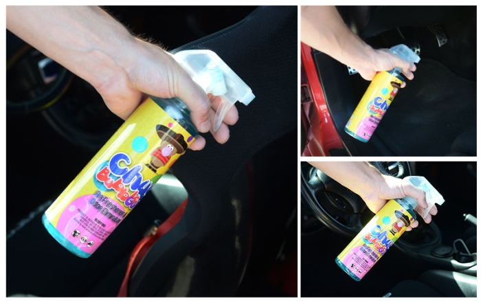chuy bubble gum scent air freshener