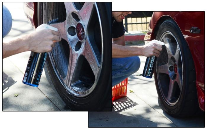 Signature Series Wheel Cleaner